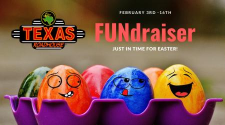 Texas Roadhouse Easter FUNdraiser