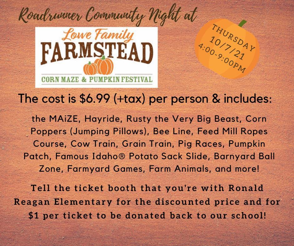 Farmstead Fundraiser
